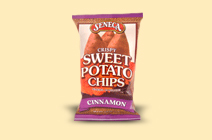 Chipsy SWEET POTATO - CINNAMON